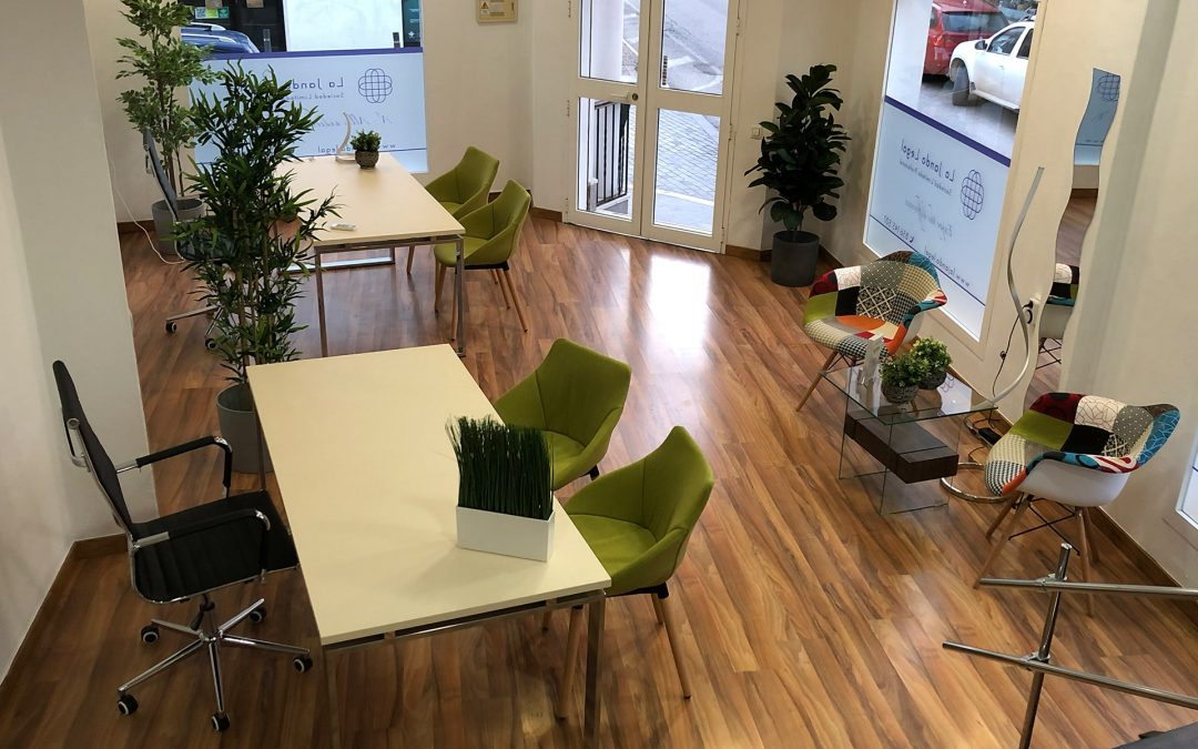 Neues Besucherbüro in Conil