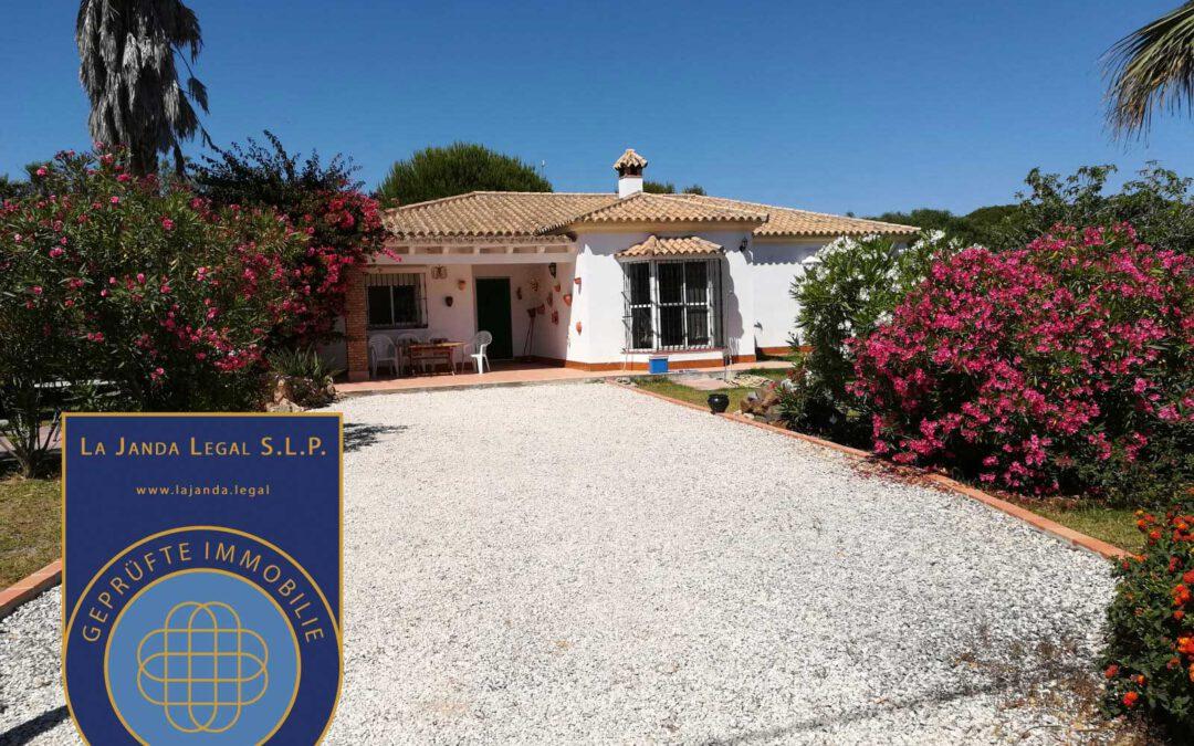 "Zertifizierte Immobilie ""Villa Courbier"""